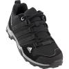 Adidas Kids' Terrex AX2R Shoe - 11.5K - Black / Black / Vista Grey