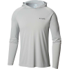 Columbia Men's Cast Away Zero II Hoodie - Small - Cool Grey