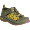 Chaco Kids' Outcross 2 Shoe - 10 - Avocado