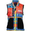 Obermeyer Boy's Indy Fleece Vest - Large - Pop Art Isle