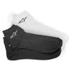 Alpine Stars Men's Star Sock 6 Pack - Small/Medium - White