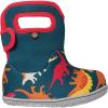 Bogs Infants' Dino Boot - 10 - Indigo Multi