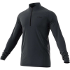 Adidas Men's Terrex Tracerocker 1/2 Zip Top - Medium - Carbon