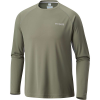 Columbia Men's Cast Away Zero II Knit LS Shirt - Medium - Cypress / Cool Grey