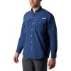 Columbia Men's Bahama II LS Shirt - 1X - Carbon