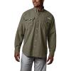 Columbia Men's Bahama II LS Shirt - 1X - Sage