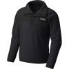 Columbia Youth Harborside Overlay Fleece Top - Medium - Black