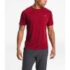 The North Face Men's Essential SS Top - Small - Cardinal Red