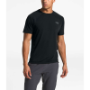 The North Face Men's Essential SS Top - Large - TNF Black