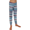 Hot Chillys Youth Originals II Print Ankle Tight - Medium - Harmony