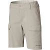 Columbia Boys' Low Drag 7 Inch Short - Small - Cool Grey