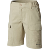 Columbia Boys' Low Drag 7 Inch Short - Small - Fossil