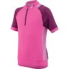Louis Garneau Junior Lemmon Jersey - Small - Pink Glow