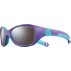 Julbo Kids' Solan Sunglasses - 4-6Y - Purple/Turquoise/Spectron 4 Baby