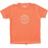 Level Six Boys' Bodhi SS Sun Guard - 16 - Orange Fade