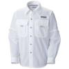 Columbia Youth Boys' Bahama LS Shirt - Small - White
