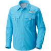 Columbia Youth Boys' Bahama LS Shirt - Small - Riptide
