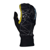 Nathan Men's HyperNight Reflective Convertible Gloves/Mitts