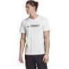 Adidas Men's Terrex Tee - Small - White