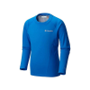 Columbia Youth Midweight Crew 2 LS Top - Small - Super Blue