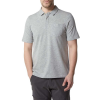 Craghoppers Men's Meran SS Polo - Large - Soft Grey Marl
