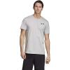 Adidas Men's 510 Tee - Large - Grey Two
