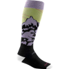 Darn Tough Women's Yeti OTC Cushion Sock - Small - Lime