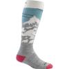 Darn Tough Women's Yeti OTC Cushion Sock - Medium - Glacier