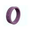 QALO Women's Laurel Ring - 7 - Lilac