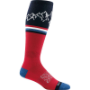 Darn Tough Men's Alpenglow OTC Light Sock - XL - Red