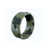 QALO Men's Step Edge Ring - 10 - Camo