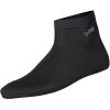 NRS Sandal Sock - Large - Black