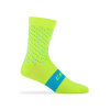 Capo AC Strada Sock - Large / XL - Yellow / Cyan
