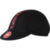 Castelli Men's Retro 3 Cap - One Size - Black