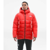 The North Face Men's Summit L6 Down Belay Parka - Medium - Fiery Red / Fiery Red