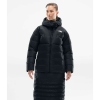 The North Face Women's Summit L6 Down Belay Parka - Large - TNF Black / TNF Black
