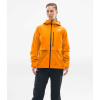 The North Face Women's Summit L5 LT Jacket - Medium - Knockout Orange