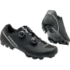 Louis Garneau Men's Copper T-Flex Shoe - 43 - Black