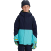 Burton Kids' GTX Stark Jacket - Small - Dress Blue / Blue Curacao