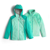 The North Face Girl's Osolita Triclimate Jacket - XXS - Ice Green