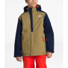 The North Face Boys' Brayden Insulated Jacket - XL - British Khaki