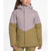 The North Face Girls' Brianna Insulated Jacket - Small - Ashen Purple