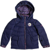 Roxy Toddlers' Anna Jacket - 4-5 - Medieval Blue