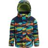 Burton Toddlers' Amped Jacket - 2T - Summit Stripe
