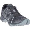 Merrell Women's Siren HEX Q2 E-Mesh Shoe - 11 - Granite