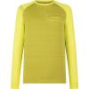 La Sportiva Men's Tour Long Sleeve Top - Small - Kiwi Citrus