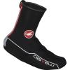 Castelli Men's Diluvio 2 All Road Shoecover - S/M - Black
