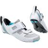 Louis Garneau Women's Tri X-Lite II Shoe - 42 - Blanc / Bleu Poisson