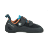 Evolv Men's Kronos Climbing Shoe - 8.5 - Black / Orange