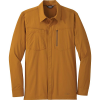 Outdoor Research Men's Ferrosi Shirt Jacket - Small - Curry